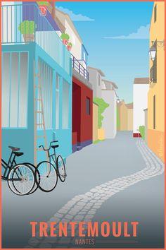 Marion Point celle qui nous fait découvrir Nantes en BD