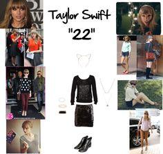 """""""Tayor Swift"""" by jessicajeo on Polyvore"""