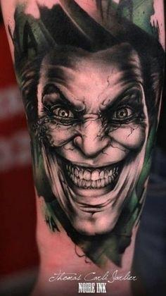 The Joker Tattoo..