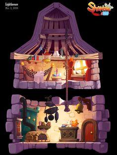 Shantae: Half-Genie Hero by WayForward » There's no place like home — Kickstarter