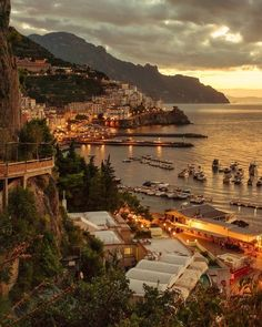 [New] The 10 Best Travel Ideas Today (with Pictures) - Amalfi Italy Places Around The World, Oh The Places You'll Go, Places To Travel, Travel Destinations, Places To Visit, Vacation Travel, Italy Vacation, Wonderful Places, Beautiful Places