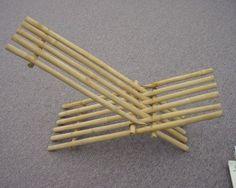 diseños y estructuras de muebles con bambu - Buscar con Google