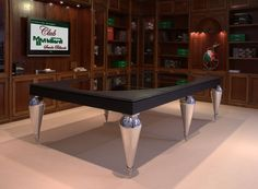 Table billiard Cabochon