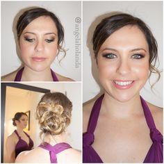Makeup a & Hair by Angela Holanda Beauty Team Makeup & Hair: @ocbeautybytatiana
