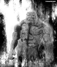 Pencil Drawing digitally enhanced martzoukos.threadless.com