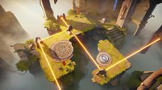 Archaica: The Path Of Light - Hills (0_07) by MarcinTurecki