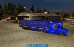 Scania T Combo v1 - ETS2MODS.EU - Euro Truck Simulator 2 Mods