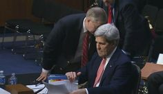 Hot Mic Catches Lindsey Graham Offering To 'Help' Kerry With Boehner On Ukraine Sanctions...3/13>>>>>