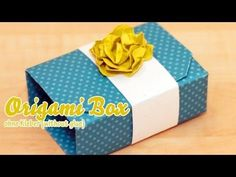 53 ideas diy paper box with lid stampin up - ORIGAMI Diy Origami, Origami Ball, Origami Paper, Origami Stars, Dollar Origami, Origami Flowers, Origami Box With Lid, Origami Box Tutorial, Origami Instructions