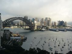 Sydney, view from my room