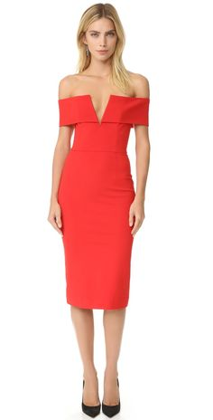 Nicholas N / Nicholas Ponti Shoulder Band V Dress | SHOPBOP