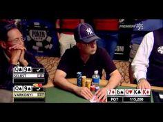 3/4 2010 WSOP Main Event E13 World Series Of Poker Episode 13