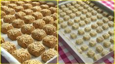 Nefis Susamlı Mahlepli Kurabiye Tarifi Rice Recipes, Cookie Recipes, Easy Recipes, Starbucks Recipes, Homemade Beauty Products, Biscuits, Food And Drink, Easy Meals, Cookies