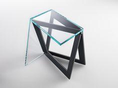 Side table QUADROR™ 01 QuaDror™ Collection by HORM.IT | design Dror