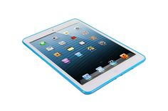 Polka Dot IMD Flexible Soft TPU Rubber Protector Cases for iPad mini 3, 2 and 1 | Lagoo Tech