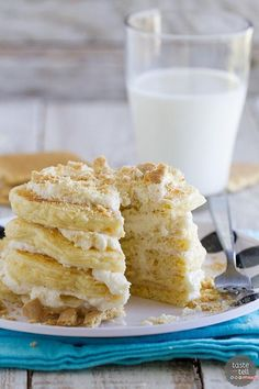 Recipe for Cheesecake Pancakes