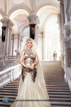 Game of Thrones: Targaryen Princess by SilentArmageddon.deviantart.com on @DeviantArt