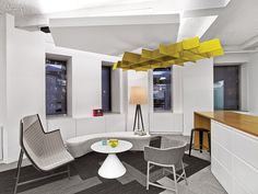 Firm: M Moser Associates. Project: WPP. Location: Midtown, New York. Photography by Eric Laignel