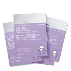 ANEW Firming Sheet Mask with Royal Jelly Essence (4 pack)