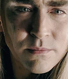 Legolas left him and darkness is upon Middleearth  The Lord of Silver Fountains, the King of Carven Stone, the King Beneath the Mountain, shall come into his own. And the bells shall ring in gladness, at the Mountain King's return, But all shall fail in sadness, and the Lake will shine and burn.