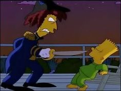 the simpsons cape feare - Google Search