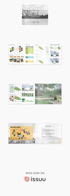Xiao Jin Landscape Architecture Portfolio 2017