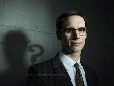 Just playing around with the shadows in these Gotham promo images