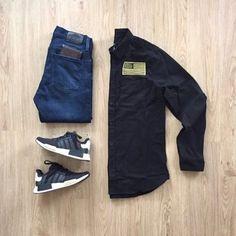 Buttoned up @mrjunho3 #Forever21Men (Shop link in bio)