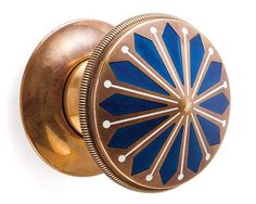 W.C. Vaughan EU Type 1 Doorknob - E.R. Butler