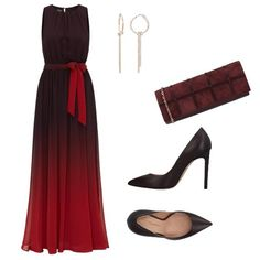 Dressy Outfits, Chic Outfits, Pretty Dresses, Beautiful Dresses, Kebaya, Polyvore Outfits, Coats For Women, Fashion Dresses, Runway