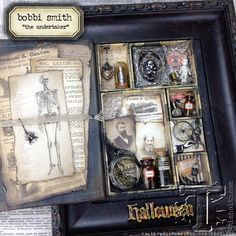 bobbie smith: the undertaker