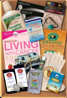 Nice ideas for oncology family and friends.