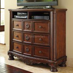 Bedroom Furniture Media Chests