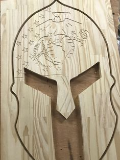 Wood Crafts, Diy And Crafts, Arts And Crafts, Wood Projects, Projects To Try, Military Gifts, Woodcarving, Shadow Box, Marines