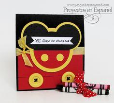 Mafer's Creations: MICKEY MOUSE COLORING BOOK - LIBRO PARA COLOREAR DE MICKEY MOUSE