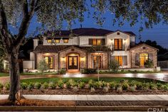 $4.528 Million Newly Built Tuscan Inspired Home In Arcadia, CA