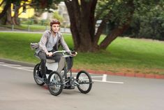 Custom Choppers, Custom Bikes, Velo Cargo, Wellington City, Tricycle Bike, Reverse Trike, Electric Cars, Inventions, Baby Strollers