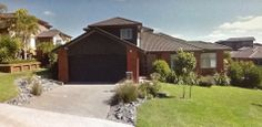 My house from google maps