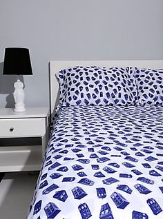 doctor who tardis queen sheet set - Dr Who Bedroom Ideas