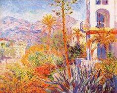 I Giardini di Monet a Bordighera. Scopri a Bordighera e Visita il giardino dipinto da Monet nei suoi celebri quadri! #essenzadiriviera.com - www.varaldocosmetica.it