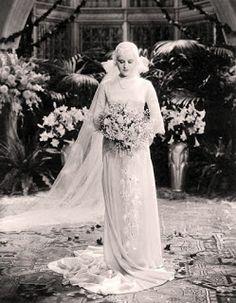 Vestidos novia 1920