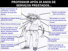 A maldição do professor