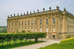 10 English Country Houses Worth a Special Trip: Chatsworth