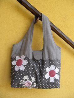 My Bags, Zip, Tote Bag, Fashion, Handbags, Moda, Fashion Styles, Carry Bag, Fashion Illustrations