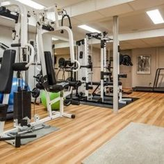Find This Pin And More On 20 Home Workout Room Gym Design Ideas.