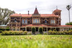 Rippon Lea House And Gardens | Marvelous Melbourne Picnic Spots