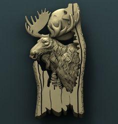 3D STL Models for CNC Router Engraver Carving Artcam Aspire Face Women Girl 240