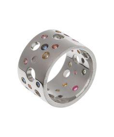 Reveries de Natalie Dmitrovic joailerie ring @Diamantissimo