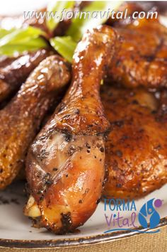 Pollo Rostizado Casero | Forma Vital