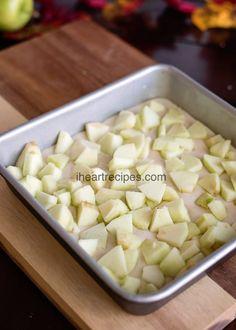 Apple Cobbler with Bisquick I Heart Recipes bisquick recipes - Dinner Recipes I Heart Recipes, Apple Recipes Easy, Sweet Recipes, Easy Apple Desserts, Pumpkin Recipes, Potato Recipes, Apple Cobbler Easy, Fruit Cobbler, Apple Crisp